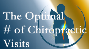 It's up to you and your pain as to how often you see the West Palm Beach chiropractor.