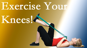 Chiropractic Care helps knee pain sufferers get some relief and discover exercises that can help protect the knees.