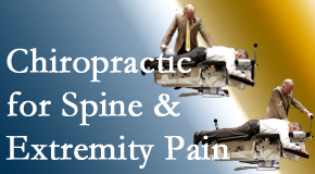 Chiropractic Care uses the non-surgical chiropractic care system of Cox® Technic to relieve back, leg, neck and arm pain.