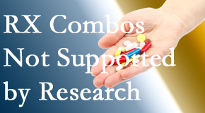 Chiropractic Care offers research supported chiropractic care including spinal manipulation which may be found useful when non-research supported drug combinations don't work.