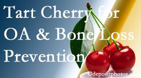 Chiropractic Care shares that tart cherries may enhance bone health and prevent osteoarthritis.