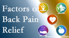 A few West Palm Beach back pain relief issues Chiropractic Care evaluates are exercise, balance, and movement.