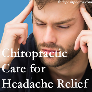 Chiropractic Care offers West Palm Beach chiropractic care for headache and migraine relief.