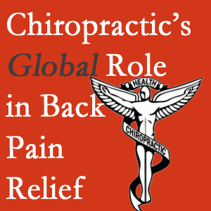 Chiropractic Care is West Palm Beach's chiropractic care hub and is excited to be a part of chiropractic as its value for back pain relief grow in recognition.