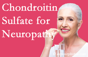 Chiropractic Care shares how chondroitin sulfate may help relieve West Palm Beach neuropathy pain.