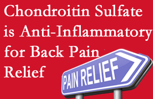 West Palm Beach chiropractic treatment plan at Chiropractic Care may well include chondroitin sulfate!