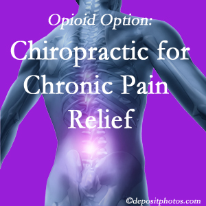 Instead of opioids, West Palm Beach chiropractic is valuable for chronic pain management and relief.